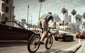 Grand Theft Auto เกมส์ที่ท่านสามารถกำหนดตัวละครเองได้